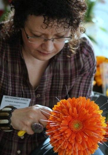 Татьяна Андросенко, флорист г. Владивосток отзывы о  стабилизации